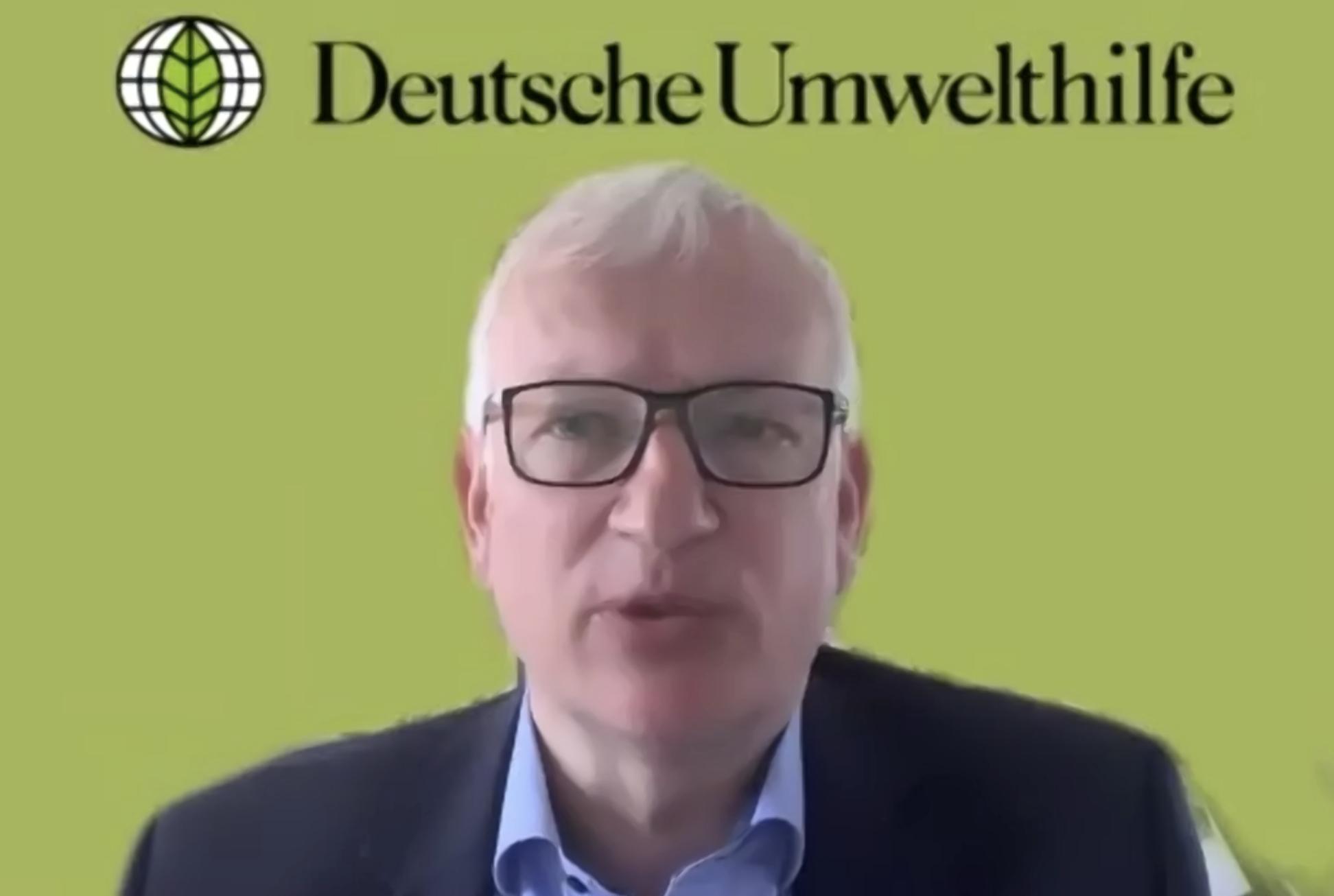 Deutsche Umwelthilfe: Pressekonferenz zu den erhaltenen Akten der Behörden im Abgasskandal